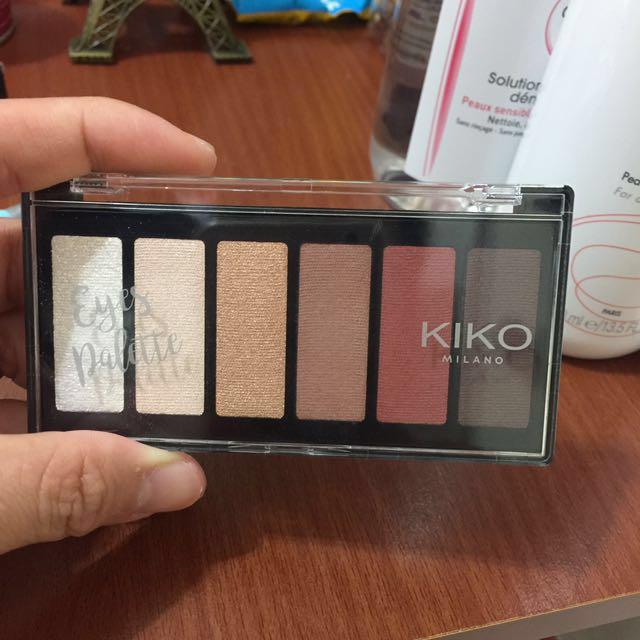 Kiko眼影盤