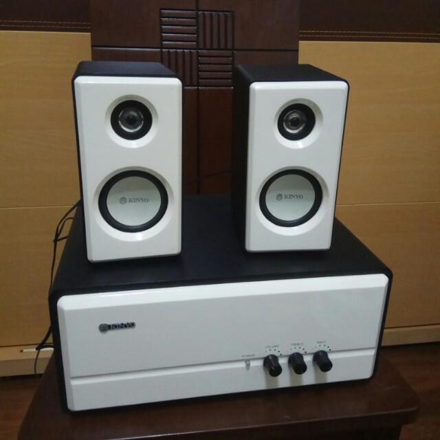 KINYO Speaker Used