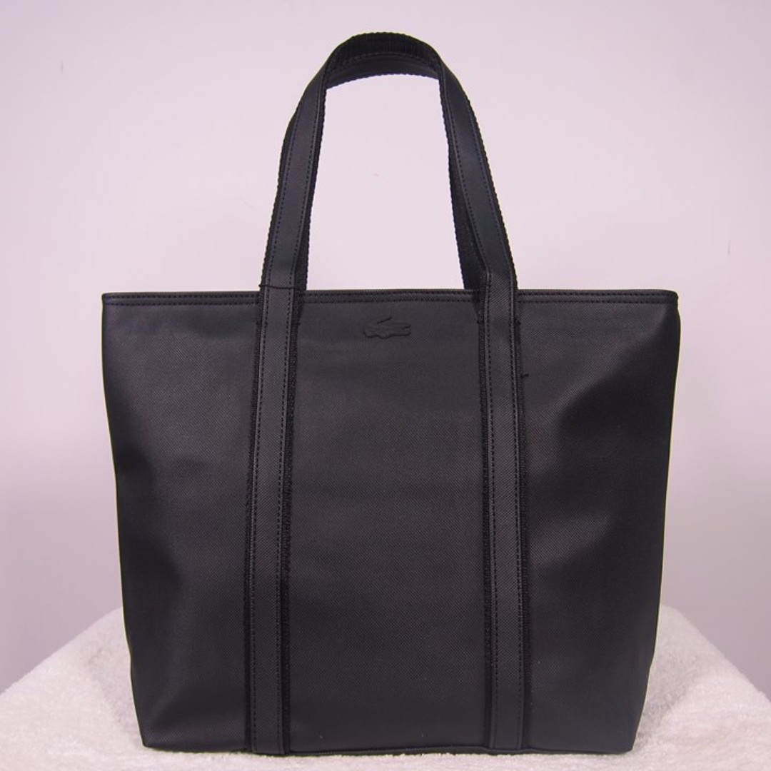 a4ce579f2225 LACOSTE CLASSIC SHOPPING S BAG