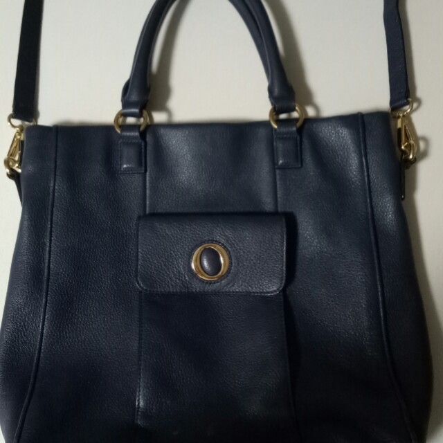 Large Oroton Satchel Bag