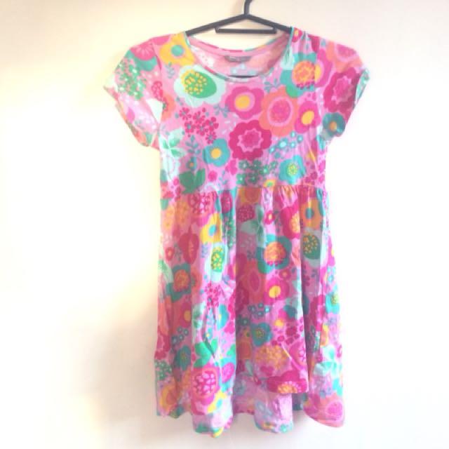 Lindex floral dress