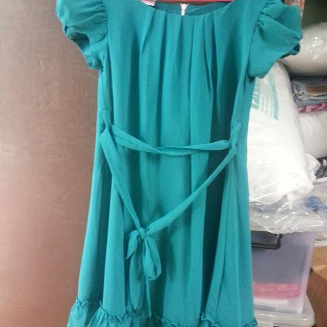 Little Miss Dress Size 12