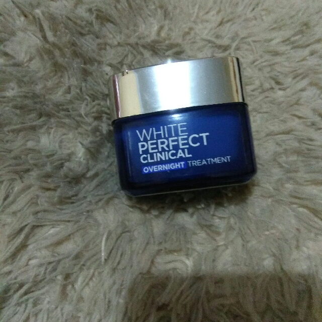 Loreal White Perfect Clinical Overnight