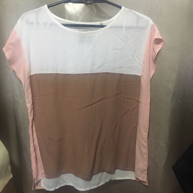 Mossimo Office Blouse