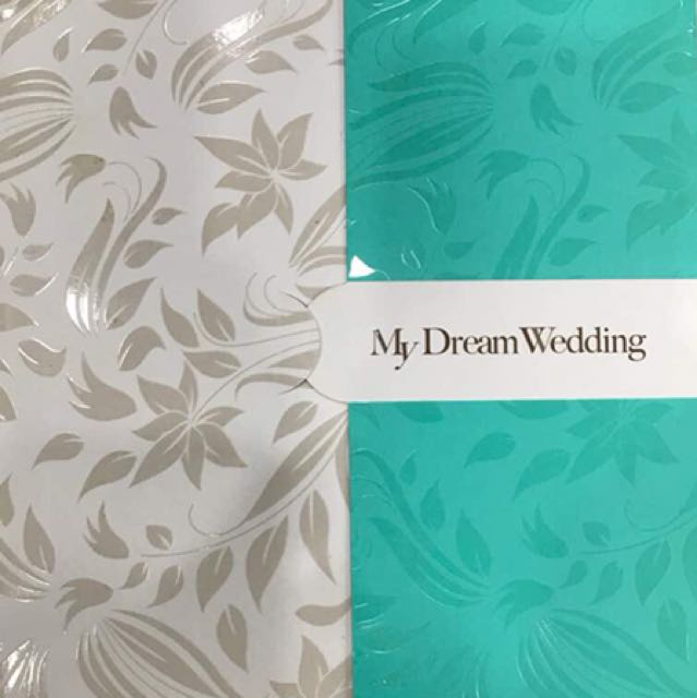 My Dream Wedding Package with a total of 15 free upgrades,gifts and accessories. This package is inclusive of a Swarovski wedding gown