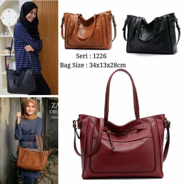 New Arrival ZARA Basic Bag Shireen Sungkar   Zaskia ce9b75cd90