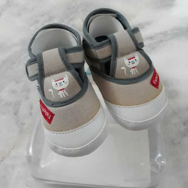 NEW Fisher Price Baby Footwear 12M