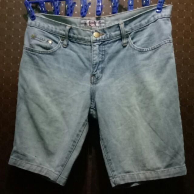 Next Jeans bermuda shorts