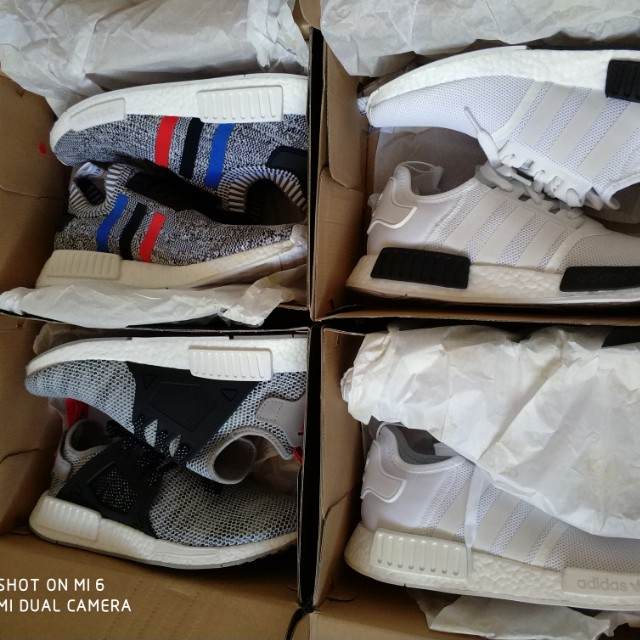 Nmd r1s and xr1s