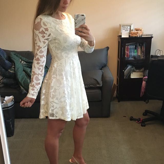 Nordstrom Everly Lace Dress