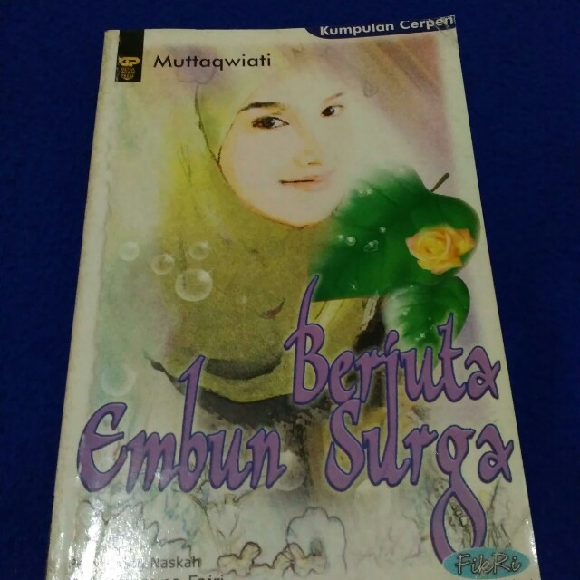 Novel Gema Insani (2)