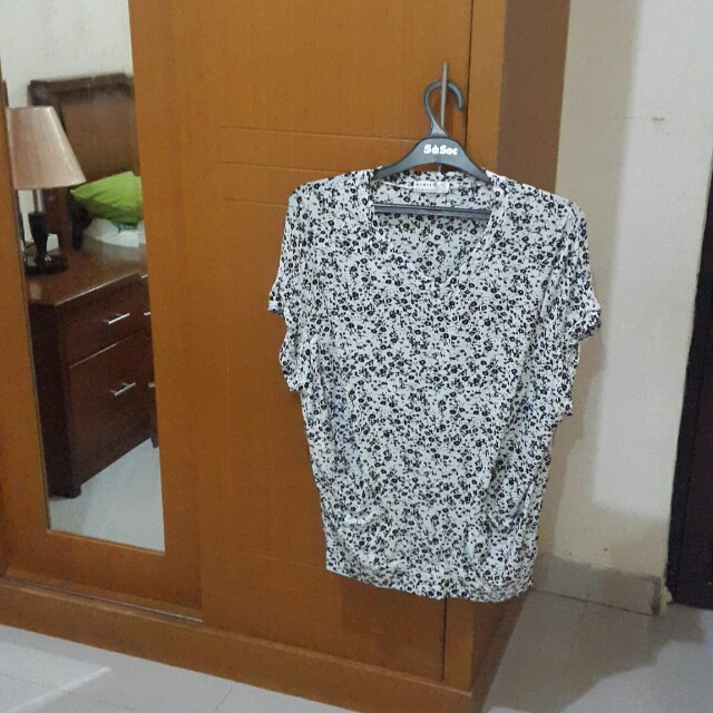 Number 61 Blouse