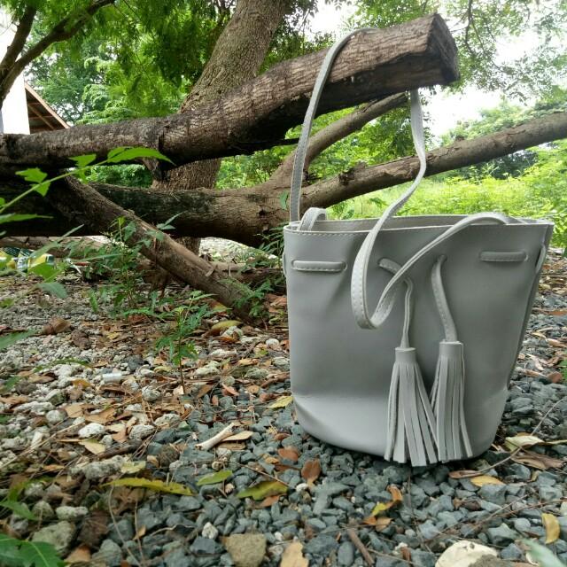 ON-HAND: Korean Tassel Bag