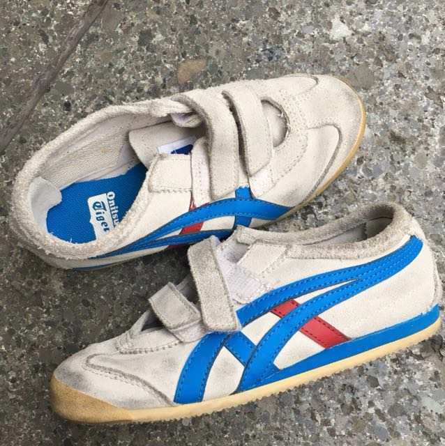 big sale 51a99 36e61 Onitsuka Tiger Boy Shoes, Babies & Kids, Boys' Apparel on ...