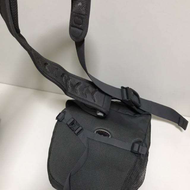 wholesale top design preview of Osprey Veer Vertical Shoulder Bag, Sports, Other on Carousell