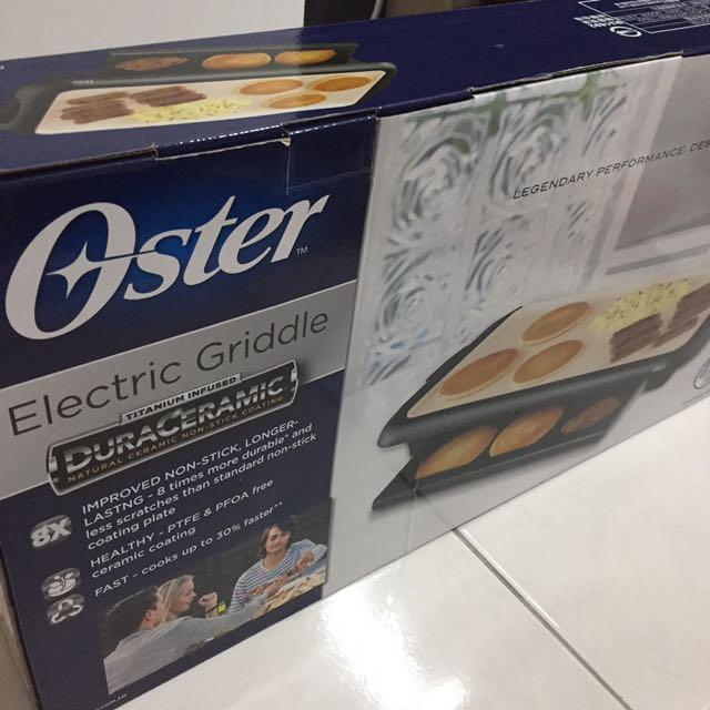 Oster 陶瓷電烤盤