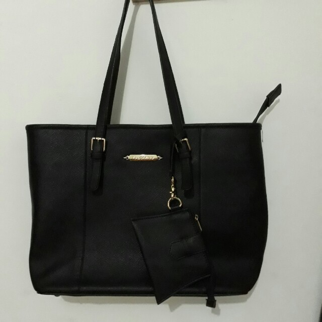 Palomino tote bag black