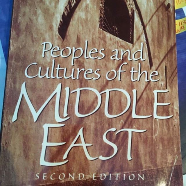 People and cultures of the Middle East
