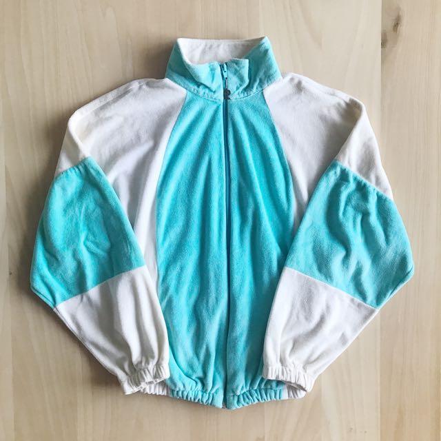 Pierre Cardin Velour Track Jacket
