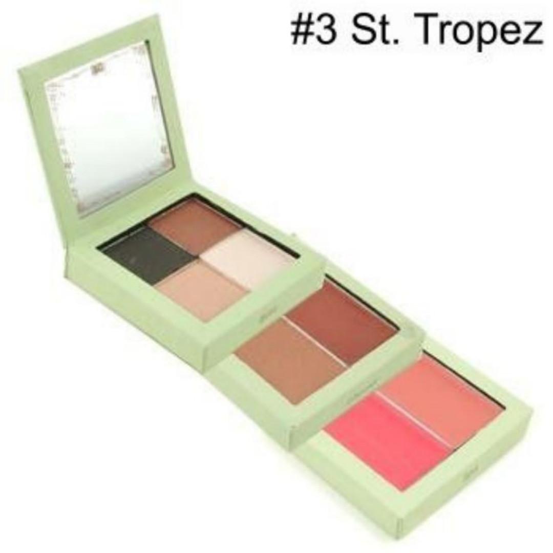 PIXI Natural Mineral Kit Makeup Palette No. 3 St Tropez