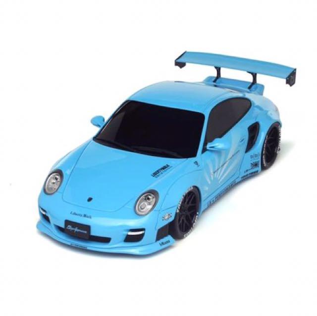Porsche 997 LB WORKS