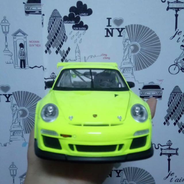 Porsche Carrera GT3 Cup