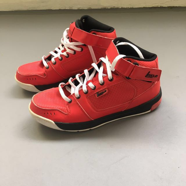 RED LEAGUE SHOES (for Youth)- fixed price 6ebf136a29