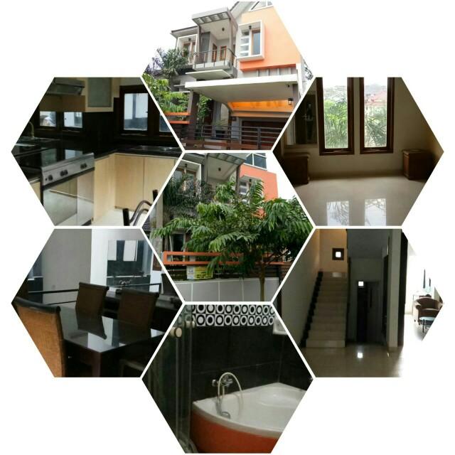 Rumah tinggal modern minimalis
