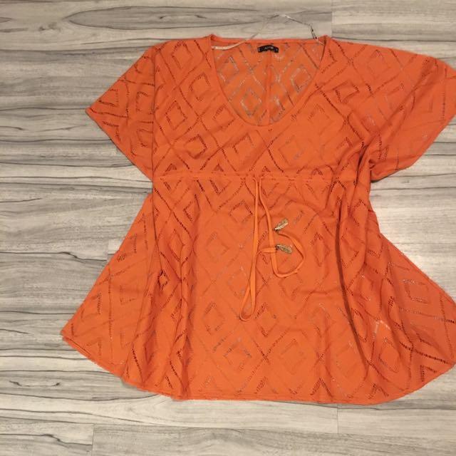 Rusty bikini's cover orange