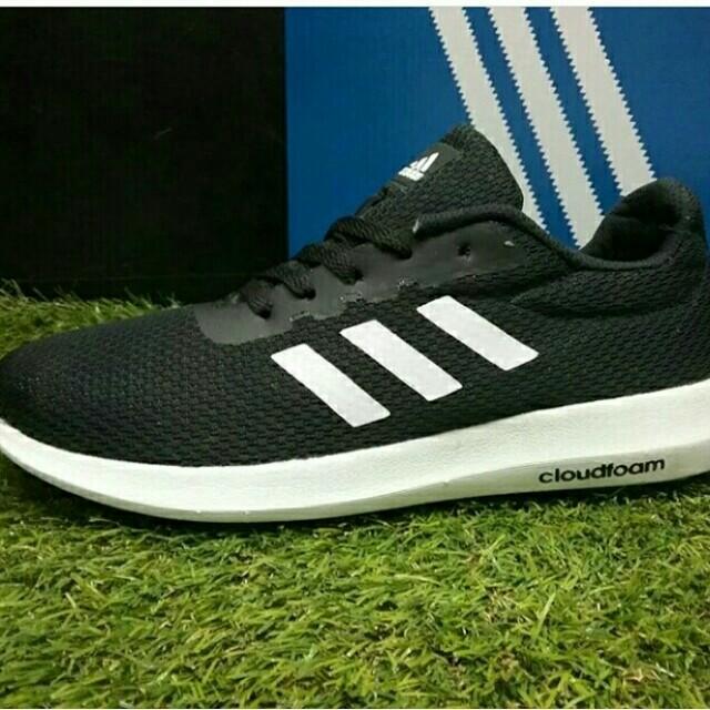 Sepatu Adidas CloudFoam   Sneaker Adidas 01123b8019