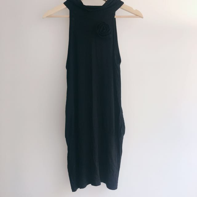Shanghai Halter Neck Dress