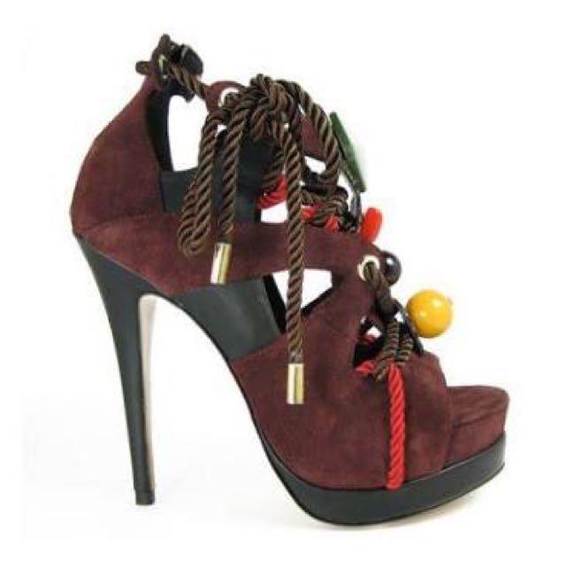 Siren heels sz 6.5
