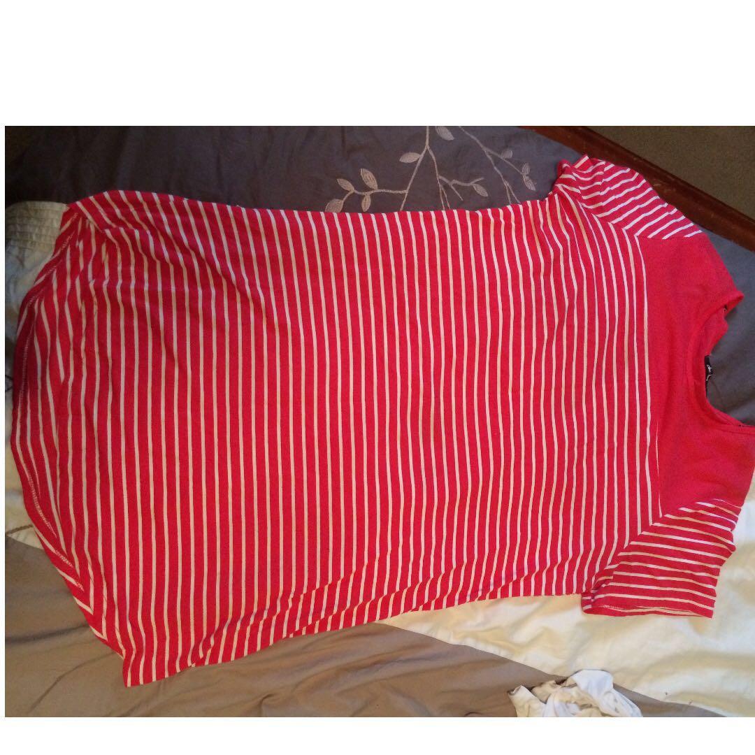 Size S/M T-shirt dress