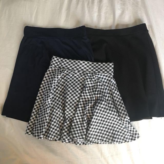 Skirts XXS-XS