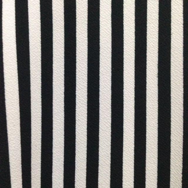Striped Turtleneck Bodycon Dress