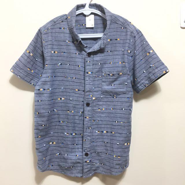 Target kids shirt size 7