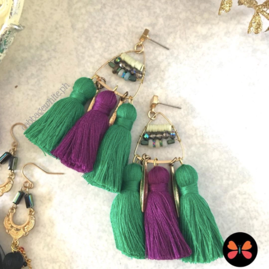 Tassel Earrings for Sale