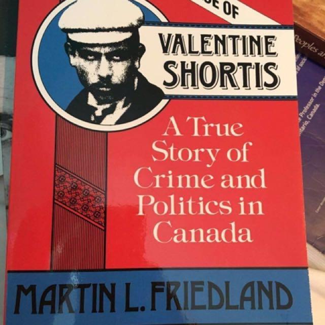 The Case of Valentine Shortis book