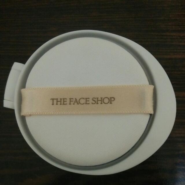 The Face Shop Cc Cushion Miracle Finish Long Lasting Refill
