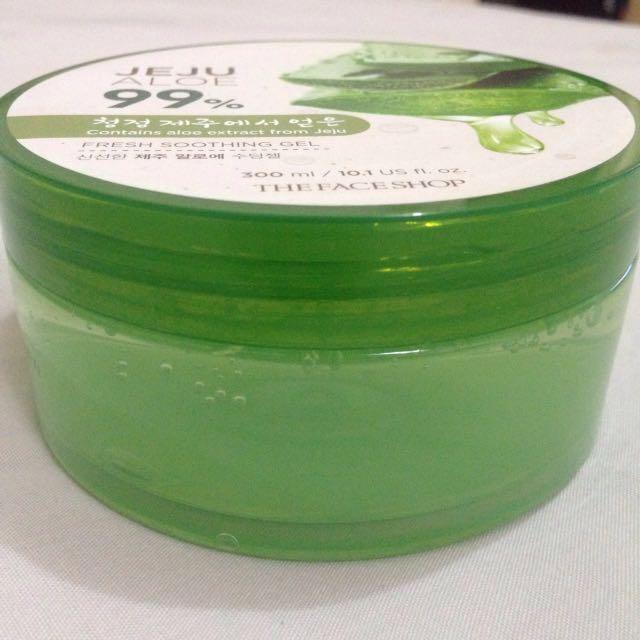 The Face Shop Jeju Aloe 99%