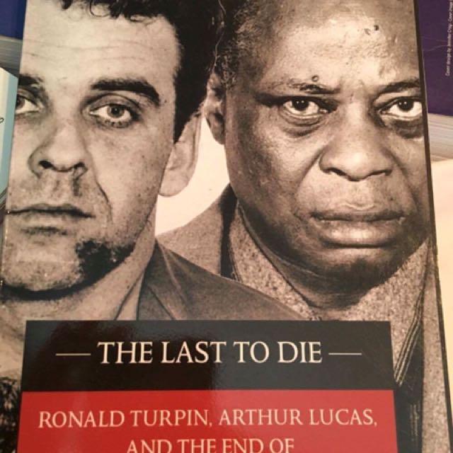 The last to die - Robert Turpin, Arthur Lucas...