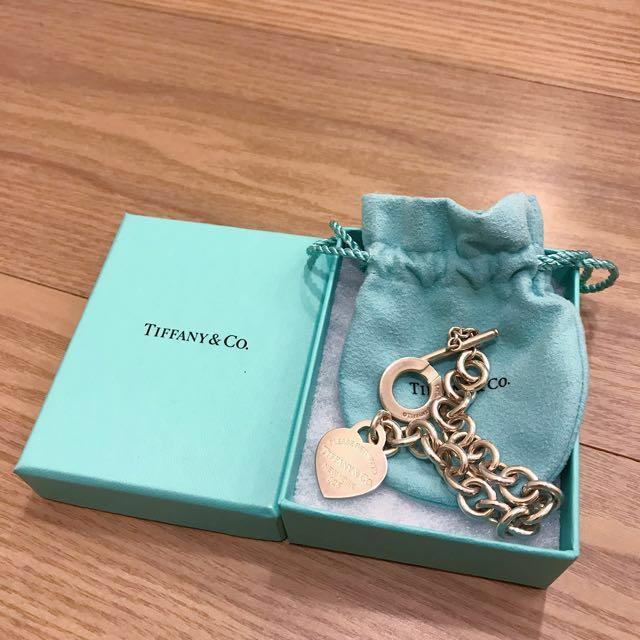 Tiffany&co經典手鏈