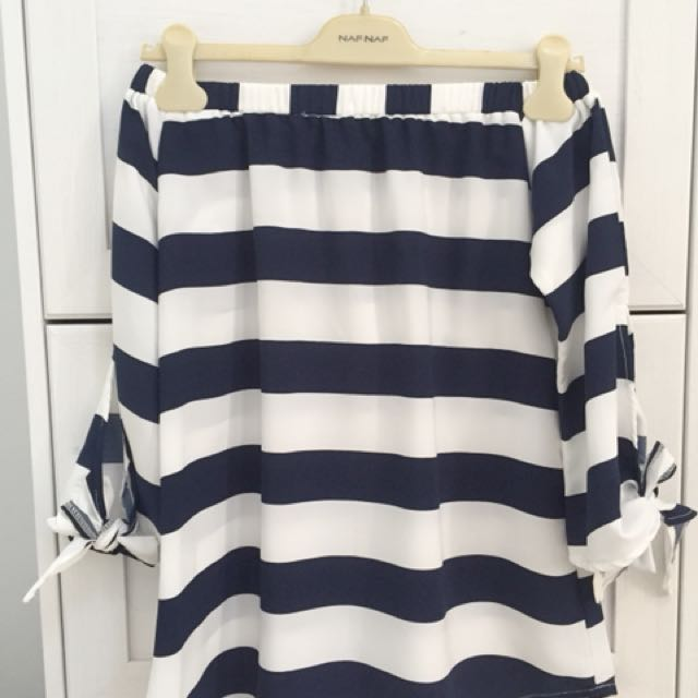 TLC Off Shoulder Top