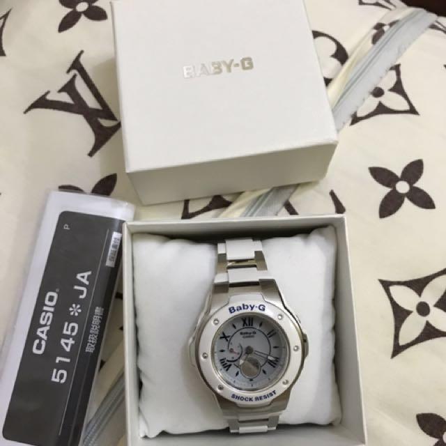 Tough Solar Baby-G watch