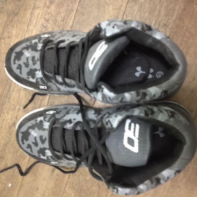 underarmour rubber shoes