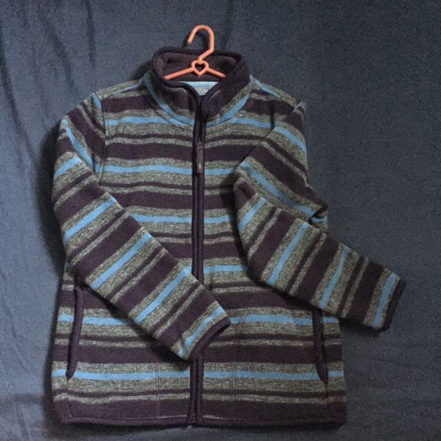 uniqlo fleece kacket for kids