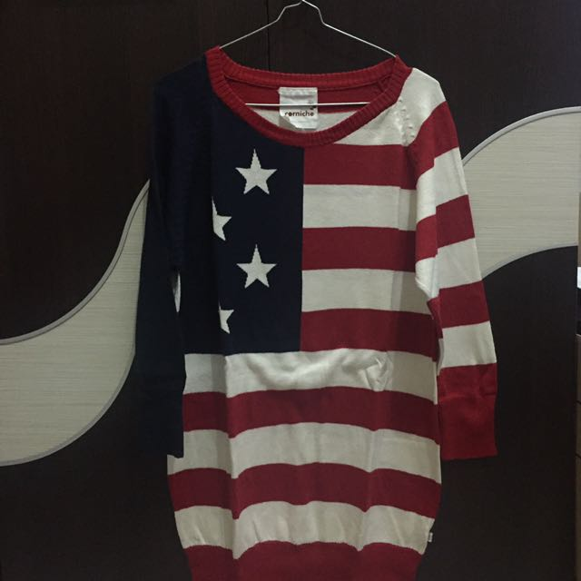 USA CORNICHE SWEATSHIRT
