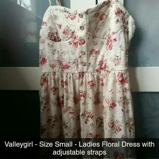 Valleygirl Dress