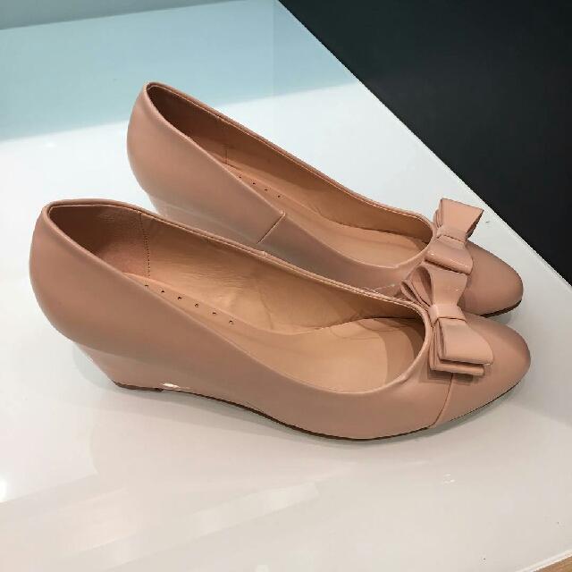 NEW sepatu wedges vinnci original