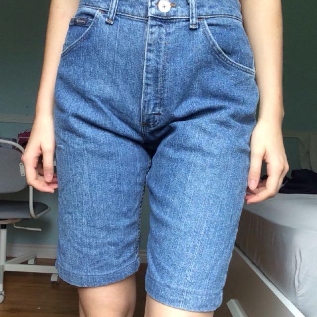 Vintage Jean Shorts